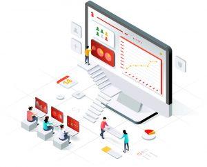 Ügyfélszolgálati és call center szoftver: Telefon, e-mail és SMS kezelés